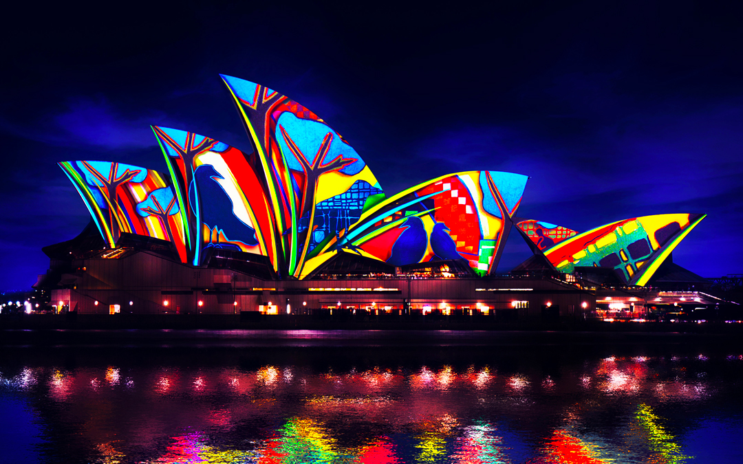 Vivid Sydney: lights, music and ideas inside one of the world's most fascinating buildings