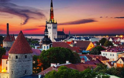 Tallinn: A Lovely Example of Perfectly Conserved Medieval Architecture