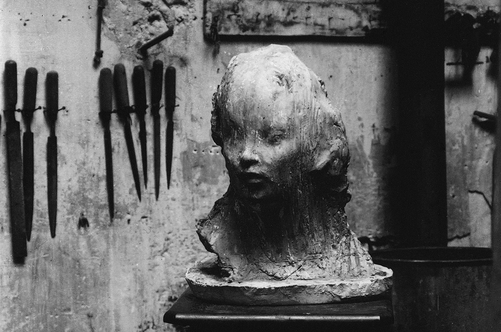 Medardo Rosso, an exhibition of the Italian sculptor at the MSK