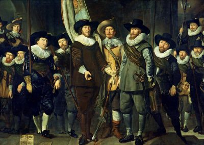 Thomas de Keyser - The militia company of captain Allaert Cloeck (1632)