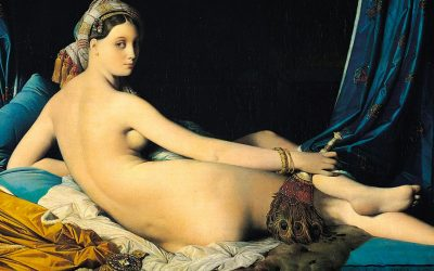 Jean Auguste Dominique Ingres: a neo-classical revolutionary on display in Milan, Italy