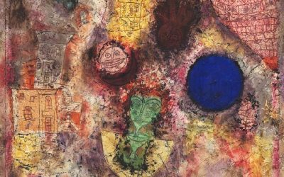 Paul Klee's Magic Garden