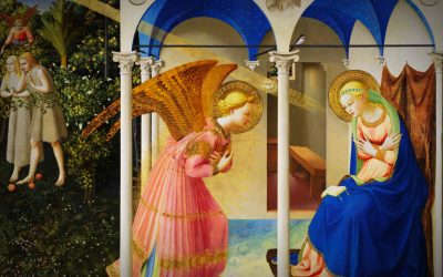 The Annunciation of Fra Angelico