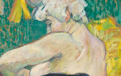 Toulouse-Lautrec, the modern portraitist