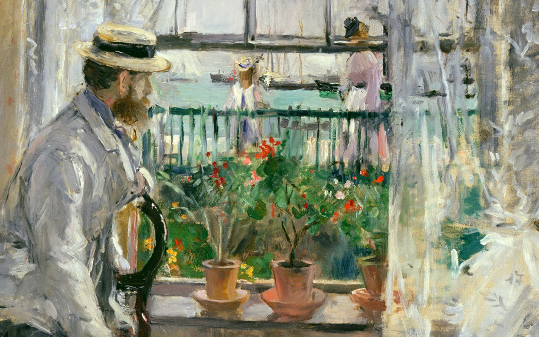 Berthe Morisot at the Orsay Museum
