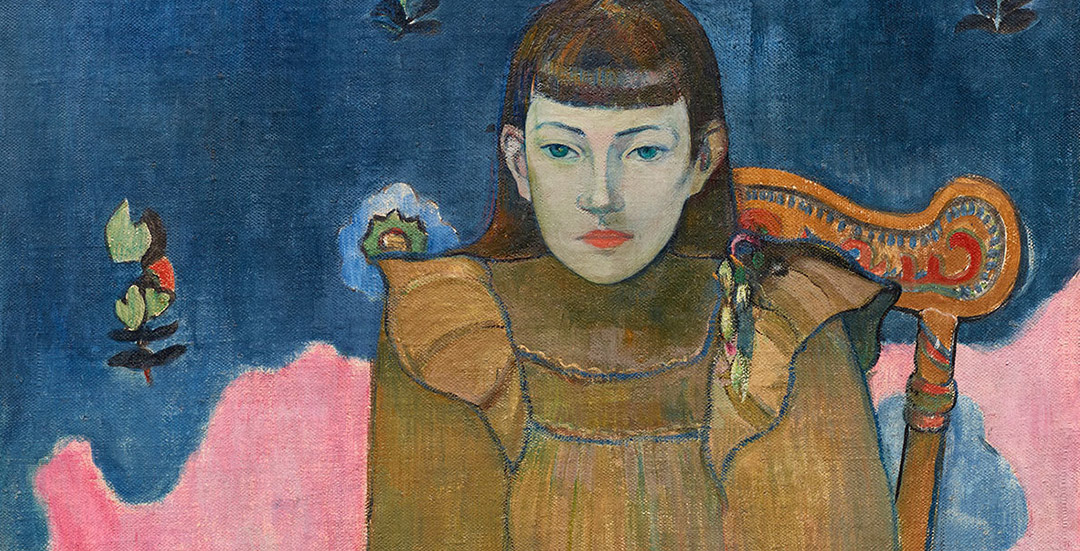 Paul Gauguin at the Royal Academy of London