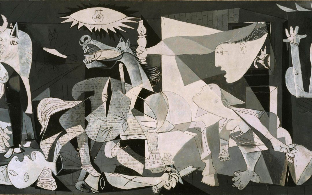 Picasso and his vision of reality