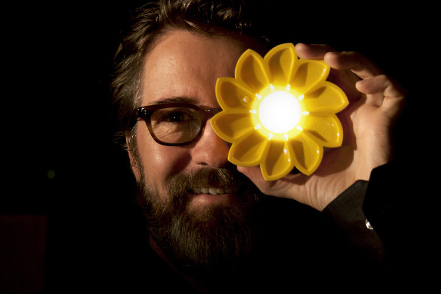 Olafur Eliasson: light, space and natural elements