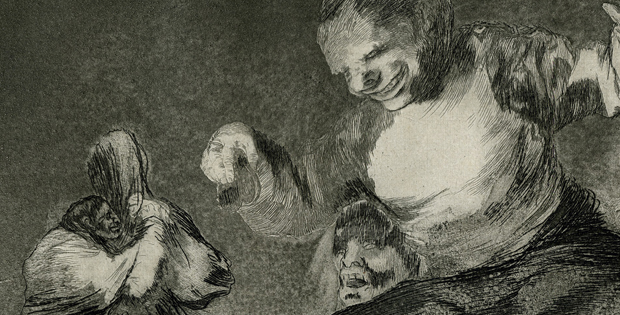 Goya. madness and reason at the dawn of modernity